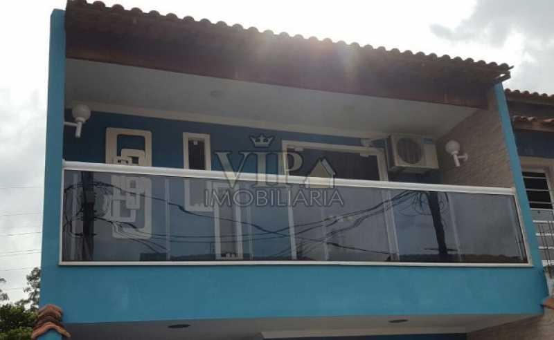 2 - Casa em Condomínio à venda Avenida Alhambra,Campo Grande, Rio de Janeiro - R$ 380.000 - CGCN20083 - 3