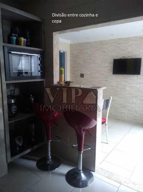 5 - Casa em Condomínio à venda Avenida Alhambra,Campo Grande, Rio de Janeiro - R$ 380.000 - CGCN20083 - 7
