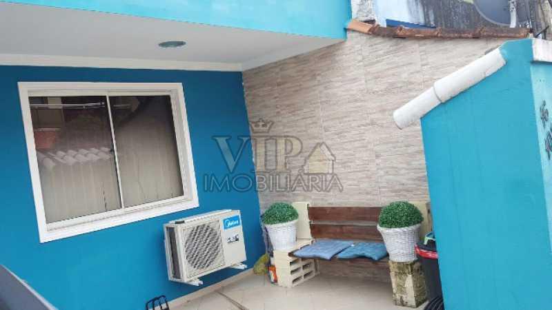 17 - Casa em Condomínio à venda Avenida Alhambra,Campo Grande, Rio de Janeiro - R$ 380.000 - CGCN20083 - 21