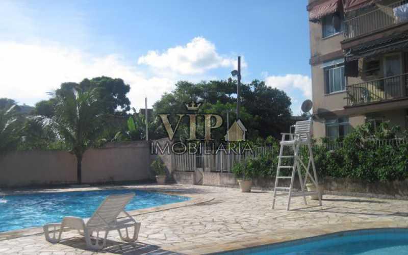 2242_G1501940914 - Apartamento à venda Estrada Iaraqua,Campo Grande, Rio de Janeiro - R$ 195.000 - CGAP20654 - 3