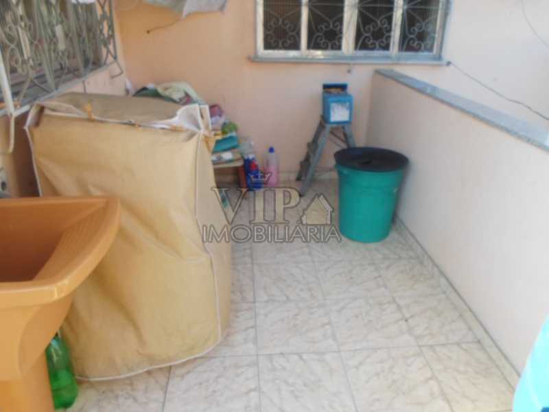 SAM_0241 - Casa À VENDA, Campo Grande, Rio de Janeiro, RJ - CGCA40113 - 20