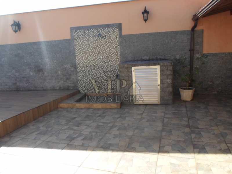SAM_4143 - Casa em Condomínio Campo Grande, Rio de Janeiro, RJ À Venda, 3 Quartos, 279m² - CGCN30028 - 18