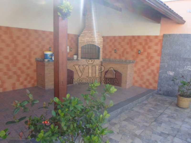 SAM_4144 - Casa em Condomínio Campo Grande, Rio de Janeiro, RJ À Venda, 3 Quartos, 279m² - CGCN30028 - 19