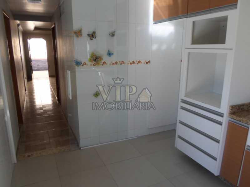 SAM_4147 - Casa em Condomínio Campo Grande, Rio de Janeiro, RJ À Venda, 3 Quartos, 279m² - CGCN30028 - 22