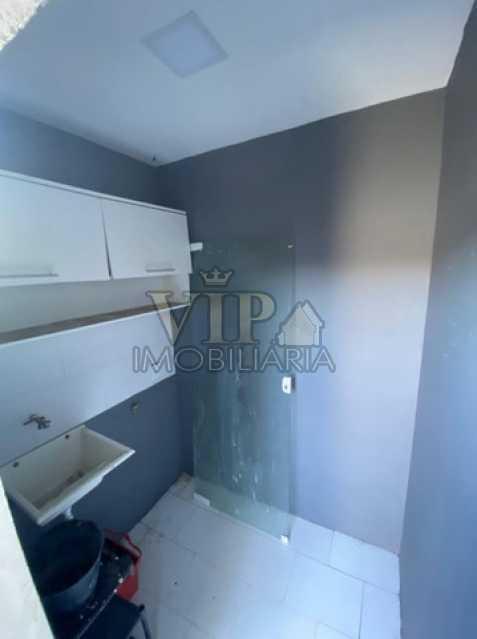 583129606965570 - Casa em Condomínio à venda Estrada do Lameirão Pequeno,Campo Grande, Rio de Janeiro - R$ 420.000 - CGCN20087 - 7