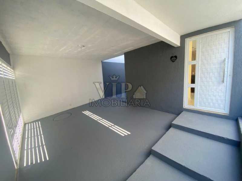 586193483548096 - Casa em Condomínio à venda Estrada do Lameirão Pequeno,Campo Grande, Rio de Janeiro - R$ 420.000 - CGCN20087 - 1