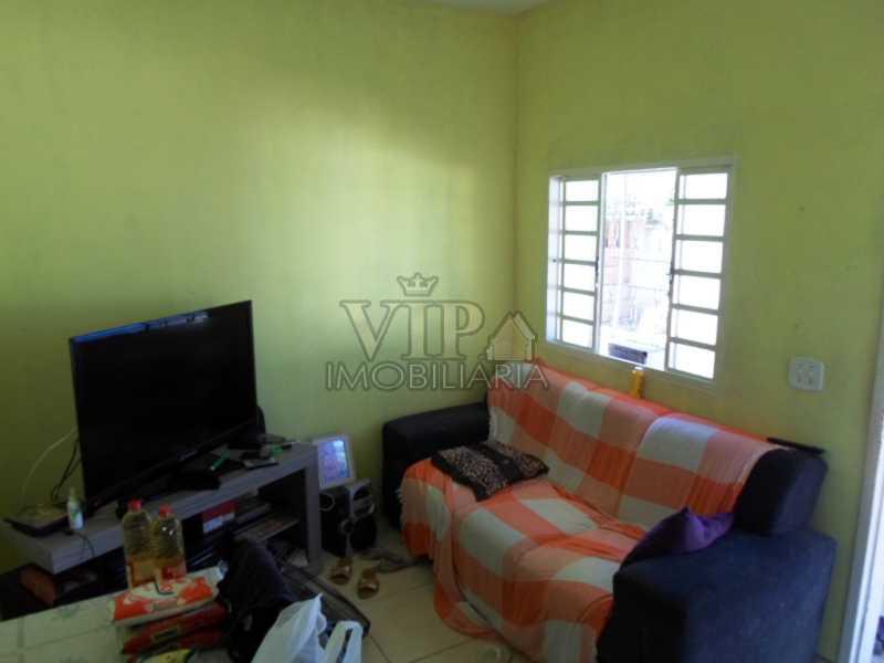 SAM_4037 - Casa 2 quartos à venda Campo Grande, Rio de Janeiro - R$ 200.000 - CGCA20922 - 1