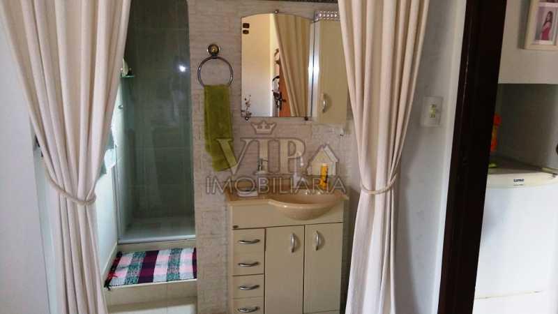 20180611_141020 - Casa em Condomínio 2 quartos à venda Campo Grande, Rio de Janeiro - R$ 450.000 - CGCN20088 - 6