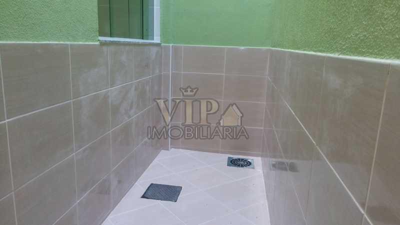 20180613_112327 - Casa À VENDA, Campo Grande, Rio de Janeiro, RJ - CGCA30465 - 3