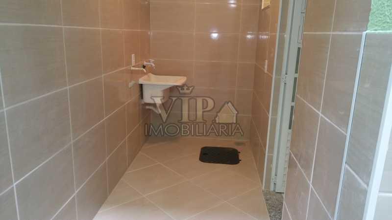 20180613_112344 - Casa À VENDA, Campo Grande, Rio de Janeiro, RJ - CGCA30465 - 4