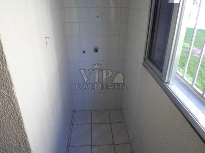 SAM_4479 - Apartamento À VENDA, Campo Grande, Rio de Janeiro, RJ - CGAP20674 - 16