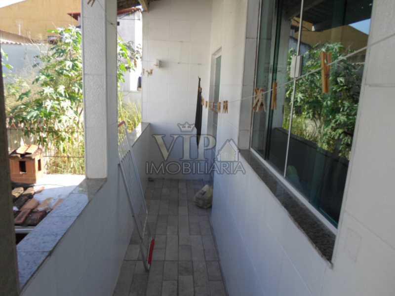 SAM_4526 - Casa 3 quartos à venda Campo Grande, Rio de Janeiro - R$ 460.000 - CGCA30466 - 15