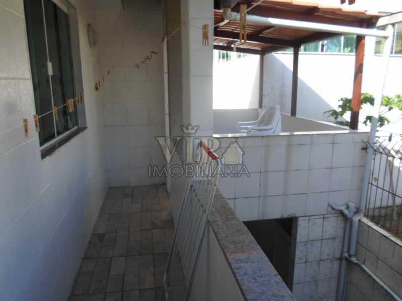 SAM_4527 - Casa 3 quartos à venda Campo Grande, Rio de Janeiro - R$ 460.000 - CGCA30466 - 16