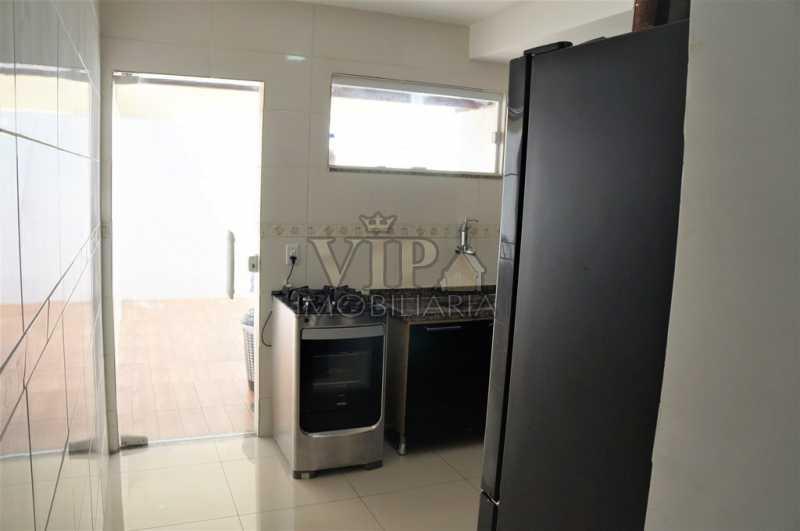 8 - Casa à venda Rua Asa Branca,Campo Grande, Rio de Janeiro - R$ 217.000 - CGCA20930 - 9