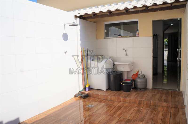 12 - Casa à venda Rua Asa Branca,Campo Grande, Rio de Janeiro - R$ 217.000 - CGCA20930 - 13
