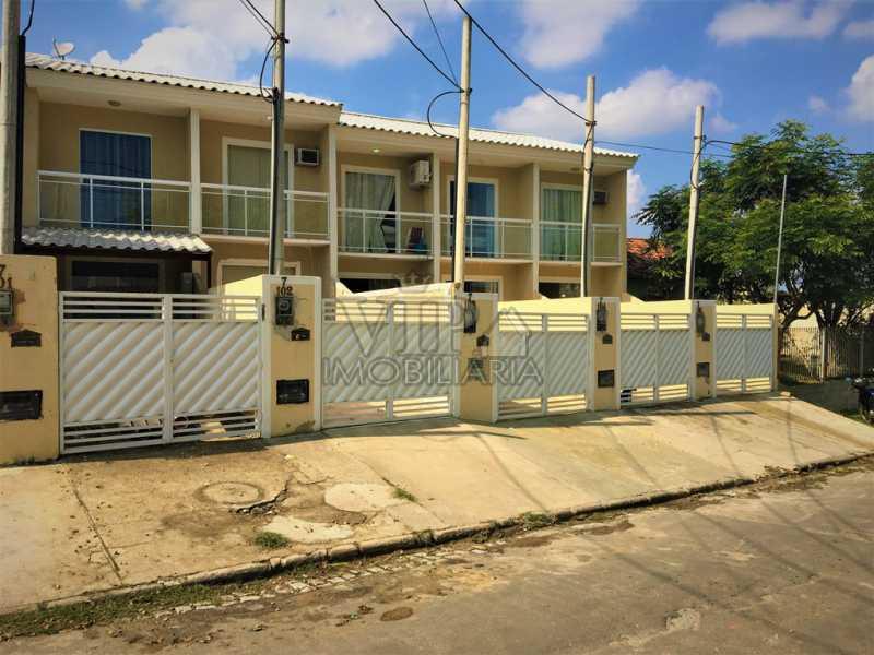 26 - Casa à venda Rua Asa Branca,Campo Grande, Rio de Janeiro - R$ 217.000 - CGCA20930 - 1