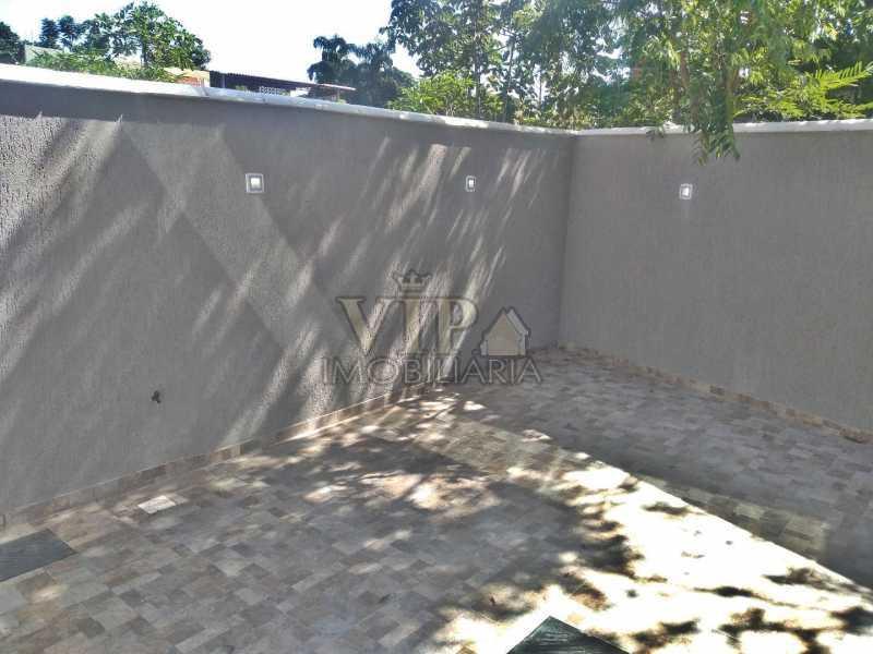 WhatsApp Image 2021-08-25 at 0 - Casa à venda Caminho do Morro dos Caboclos,Campo Grande, Rio de Janeiro - R$ 270.000 - CGCA20934 - 24