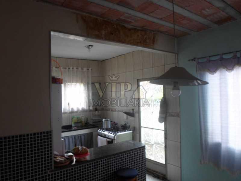 SAM_4601 - Casa 2 quartos à venda Guaratiba, Rio de Janeiro - R$ 150.000 - CGCA20937 - 7