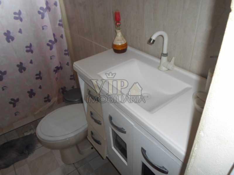 SAM_4602 - Casa 2 quartos à venda Guaratiba, Rio de Janeiro - R$ 150.000 - CGCA20937 - 8