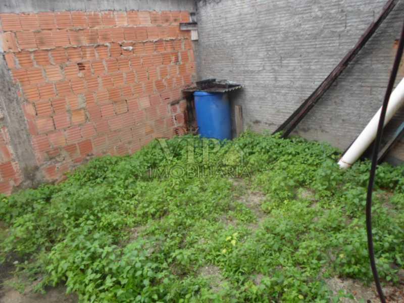 SAM_4605 - Casa 2 quartos à venda Guaratiba, Rio de Janeiro - R$ 150.000 - CGCA20937 - 11
