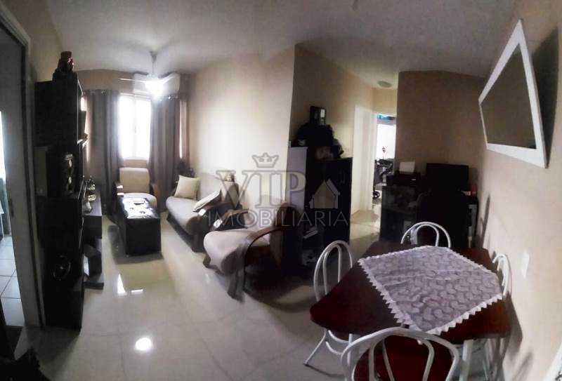 01 - Apartamento À Venda - Campo Grande - Rio de Janeiro - RJ - CGAP20683 - 1