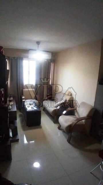 02 - Apartamento À Venda - Campo Grande - Rio de Janeiro - RJ - CGAP20683 - 3
