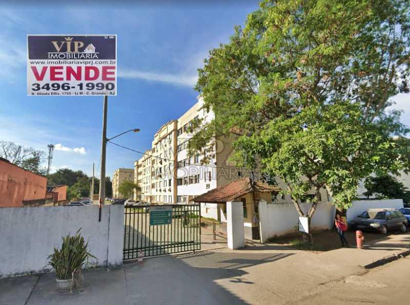 GENTIL DO OUTRO 615 - Apartamento à venda Rua Gentil de Ouro,Campo Grande, Rio de Janeiro - R$ 130.000 - CGAP20683 - 1