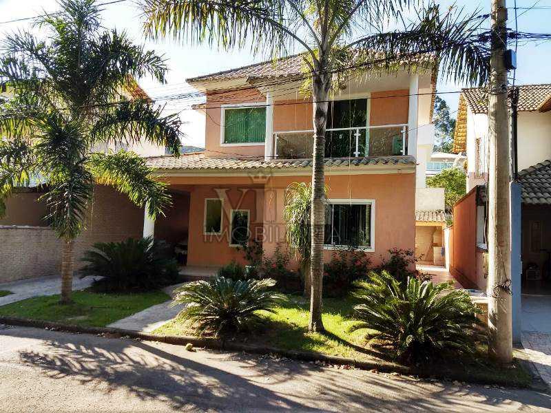 01 - Casa em Condominio À VENDA, Campo Grande, Rio de Janeiro, RJ - CGCN30032 - 1