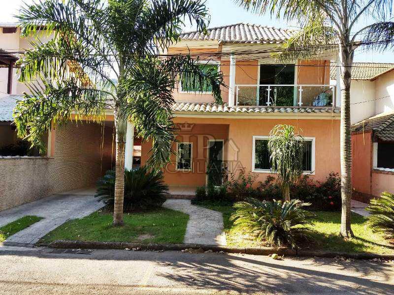 02 - Casa em Condominio À VENDA, Campo Grande, Rio de Janeiro, RJ - CGCN30032 - 3