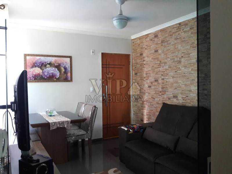 01 - Apartamento Santíssimo, Rio de Janeiro, RJ À Venda, 2 Quartos, 46m² - CGAP20684 - 3