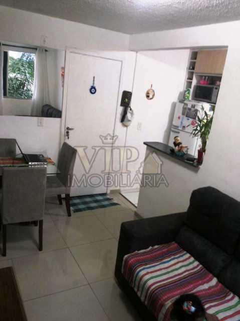 01 - Apartamento À VENDA, Guaratiba, Rio de Janeiro, RJ - CGAP20690 - 3