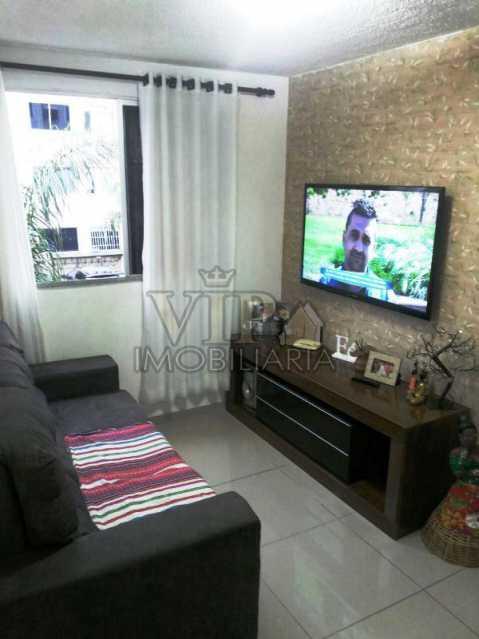 02 - Apartamento À VENDA, Guaratiba, Rio de Janeiro, RJ - CGAP20690 - 1