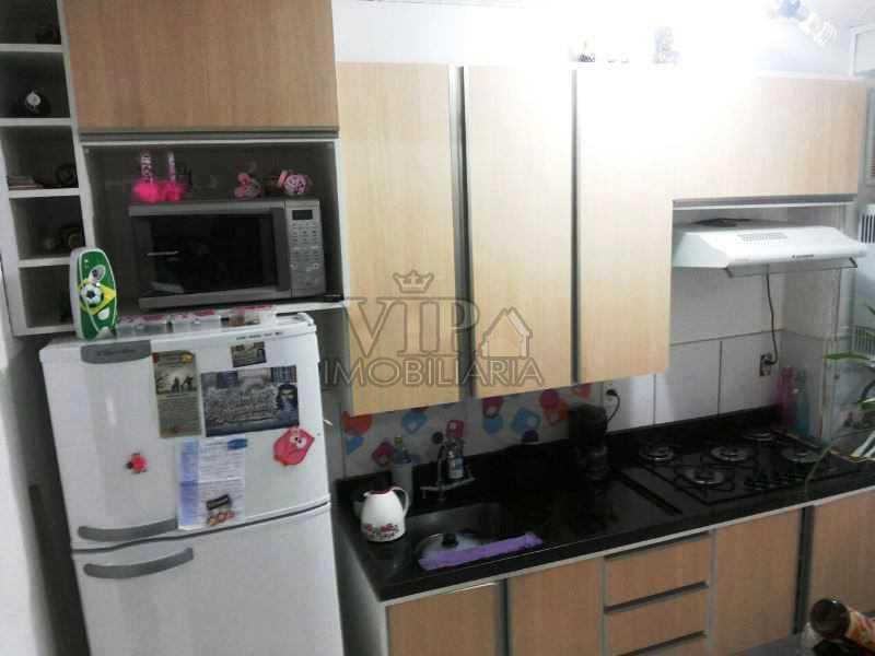 03 - Apartamento À VENDA, Guaratiba, Rio de Janeiro, RJ - CGAP20690 - 4
