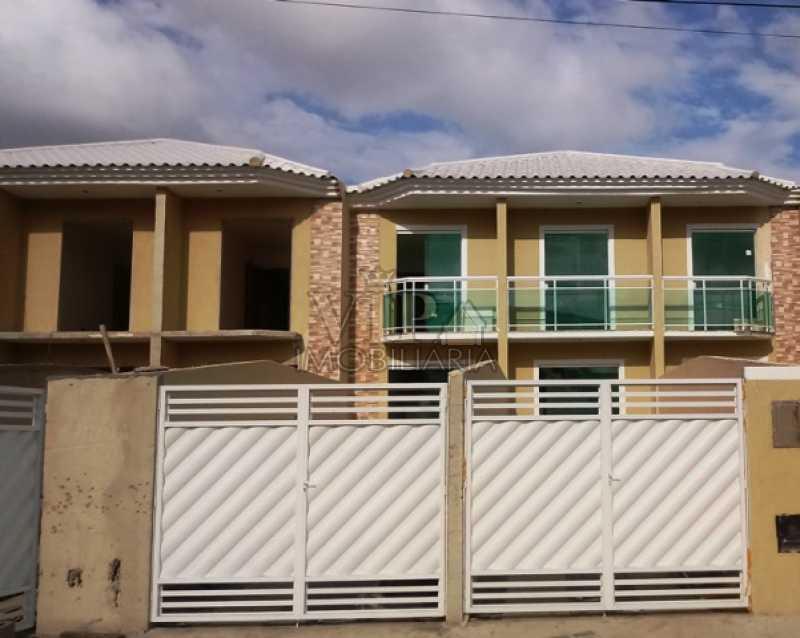 01 - Casa À VENDA, Cosmos, Rio de Janeiro, RJ - CGCA20939 - 1