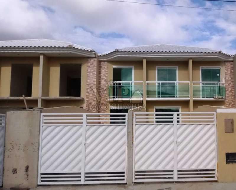02 - Casa À VENDA, Cosmos, Rio de Janeiro, RJ - CGCA20939 - 3