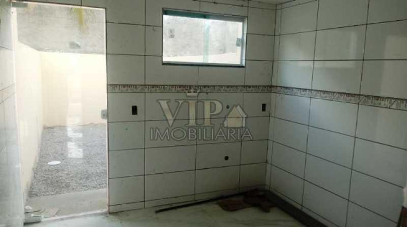 08 - Casa À VENDA, Cosmos, Rio de Janeiro, RJ - CGCA20939 - 9