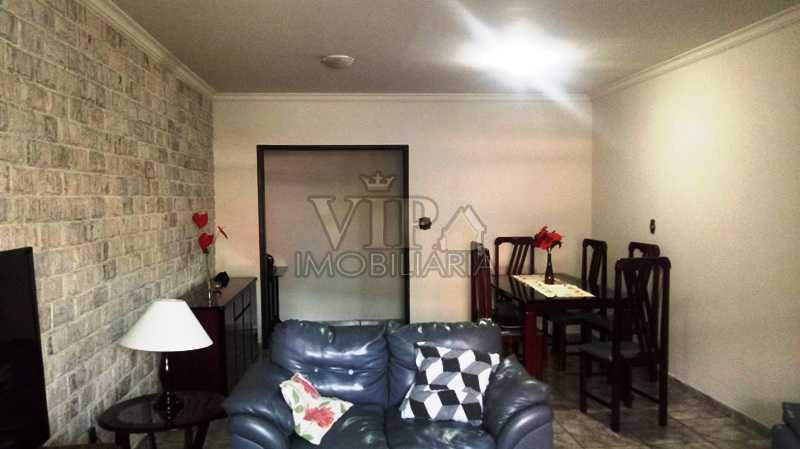 01 - Casa 2 quartos à venda Bangu, Rio de Janeiro - R$ 650.000 - CGCA20940 - 1