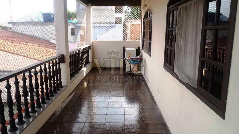25 - Casa 2 quartos à venda Bangu, Rio de Janeiro - R$ 650.000 - CGCA20940 - 25