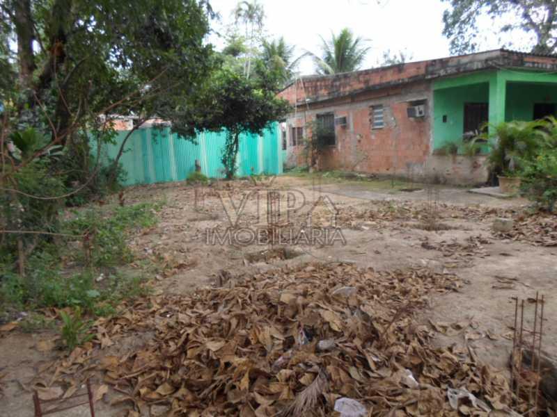 SAM_5011 - Terreno 1025m² à venda Campo Grande, Rio de Janeiro - R$ 600.000 - CGBF00152 - 1