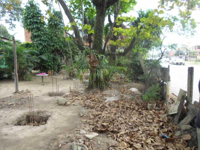 SAM_5013 - Terreno 1025m² à venda Campo Grande, Rio de Janeiro - R$ 600.000 - CGBF00152 - 4