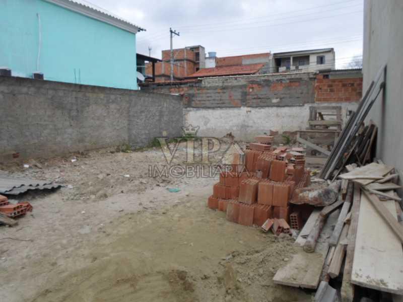 SAM_5006 - Terreno 135m² à venda Campo Grande, Rio de Janeiro - R$ 120.000 - CGBF00153 - 3