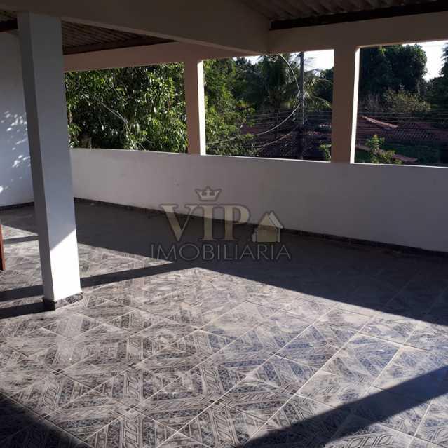 20180821_154142 - Casa 3 quartos à venda Campo Grande, Rio de Janeiro - R$ 220.000 - CGCA30476 - 23
