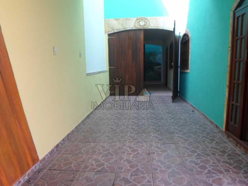 SAM_5120 - Casa em Condominio À Venda - Campo Grande - Rio de Janeiro - RJ - CGCN20100 - 1