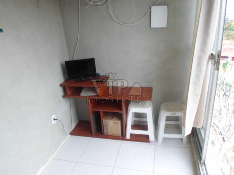 SAM_5285 - Casa 1 Quarto Para Venda e Aluguel Campo Grande, Rio de Janeiro - R$ 165.000 - CGCA10031 - 3