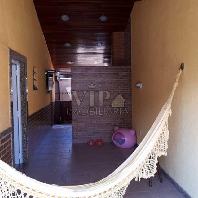 20180922_114638 - Casa em Condomínio 2 quartos à venda Campo Grande, Rio de Janeiro - R$ 295.000 - CGCN20103 - 5