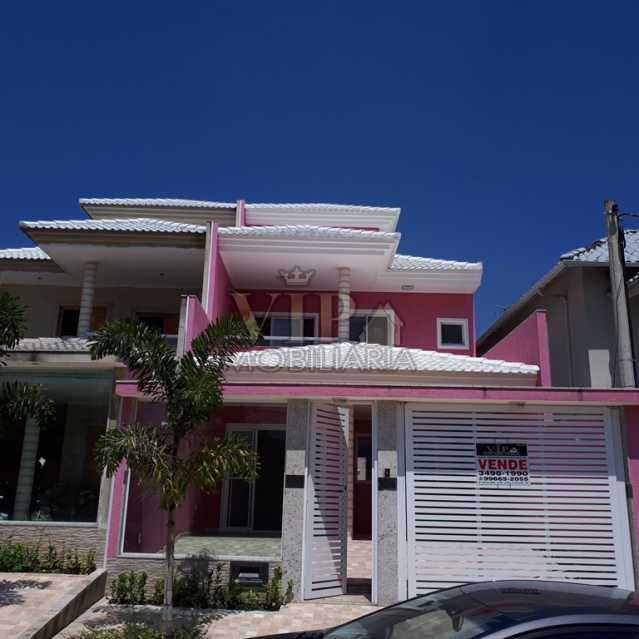20180924_113052 - Casa em Condominio À Venda - Campo Grande - Rio de Janeiro - RJ - CGCN30038 - 1