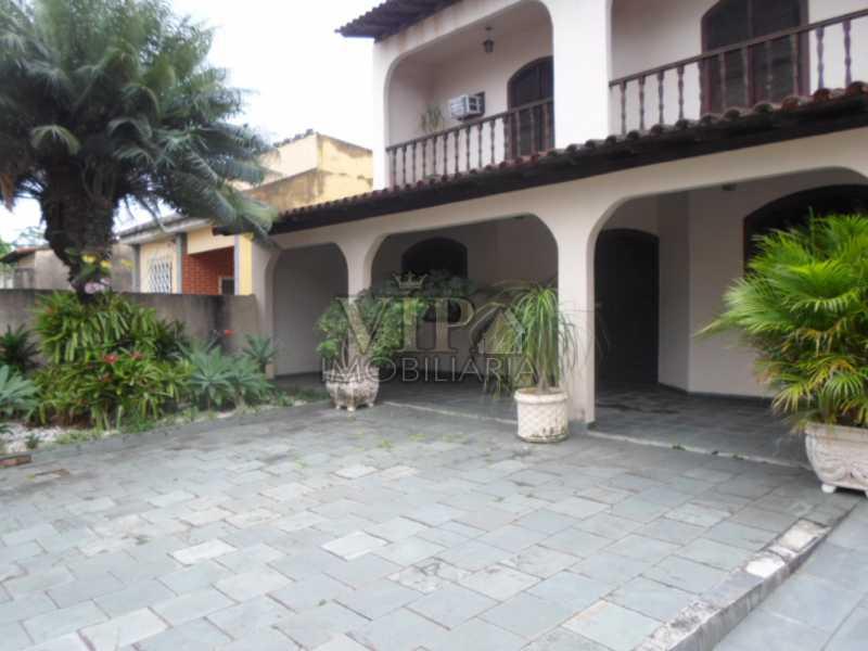 SAM_5298 - Casa À Venda - Campo Grande - Rio de Janeiro - RJ - CGCA50025 - 1