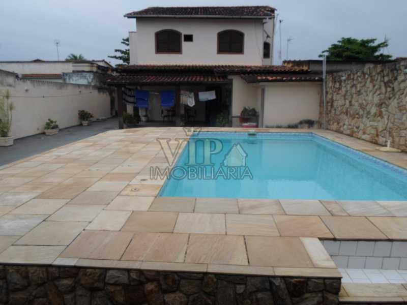 SAM_5301 - Casa À Venda - Campo Grande - Rio de Janeiro - RJ - CGCA50025 - 5