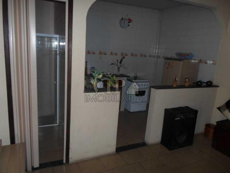 SAM_5302 - Casa À Venda - Campo Grande - Rio de Janeiro - RJ - CGCA50025 - 6
