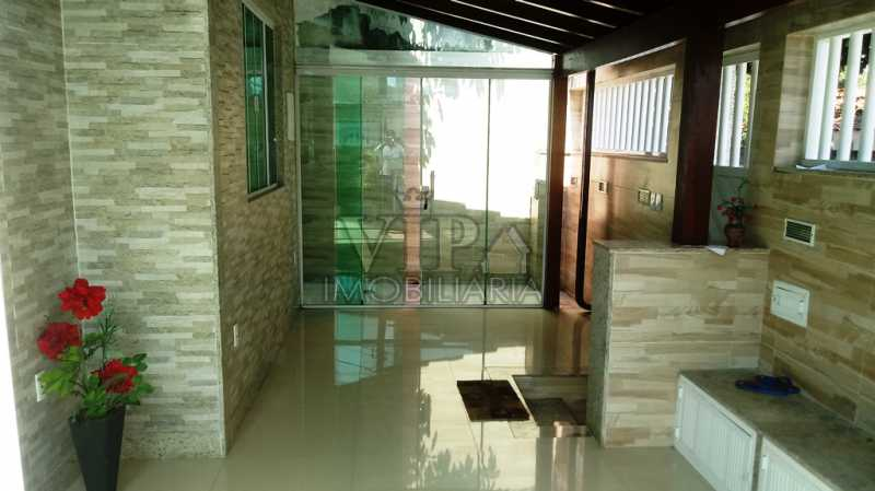 01 - Casa Para Venda ou Aluguel - Campo Grande - Rio de Janeiro - RJ - CGCA50026 - 3